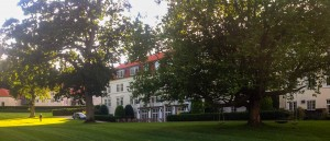 Resenlund - Southern facade